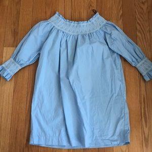 EUC Zara off the shoulder dress small